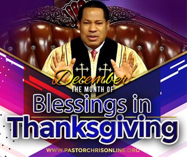 December 2019 GLOBAL COMMUNION SERVICE WITH PASTOR CHRIS