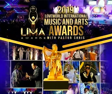 LOVEWORLD INTERNATIONAL MUSIC AND ARTS AWARDS 2019