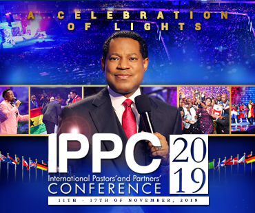 INTERNATIONAL PASTORS' AND PARTNERS' CONFERENCE 2019 WITH PASTOR CHRIS