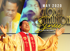 MAY 2020 GLOBAL COMMUNION SERVICE