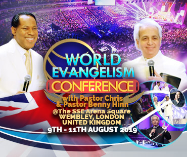 WORLD EVANGELISM CONFERENCE 2019