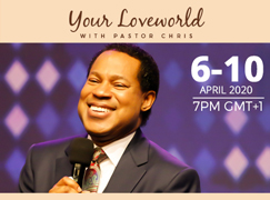 YOUR LOVEWORLD LIVE BROADCAST