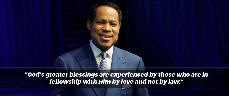 Pastor Chris Oyakhilome (D Sc , D D ), is the President of
