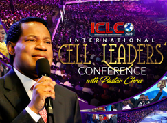 INTERNATIONAL CELL LEADERS CONFERENCE 2019 WITH PASTOR CHRISJOHANNESBURG SOUTH AFRICA