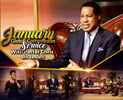 JANUARY 2019 GLOBAL COMMUNION SERVICE WITH PASTOR CHRIS