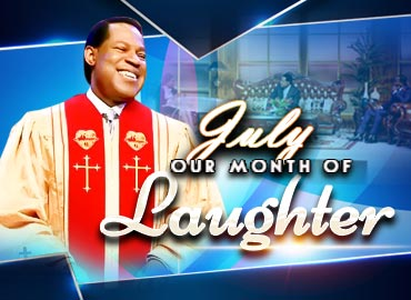 JULY 2018 GLOBAL COMMUNION SERVICE WITH PASTOR CHRIS
