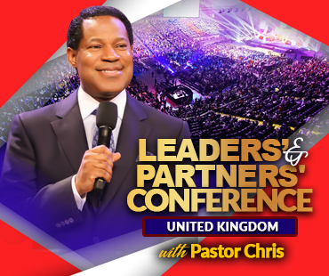 LEADERS AND PARTNERS CONFERENCE UNITED KINGDOM 2018 WITH PASTOR CHRIS