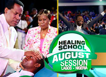 AUGUST 2018 GLOBAL COMMUNION SERVICE WITH PASTOR CHRIS